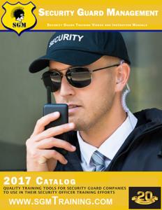 SGM 2017 Catalog