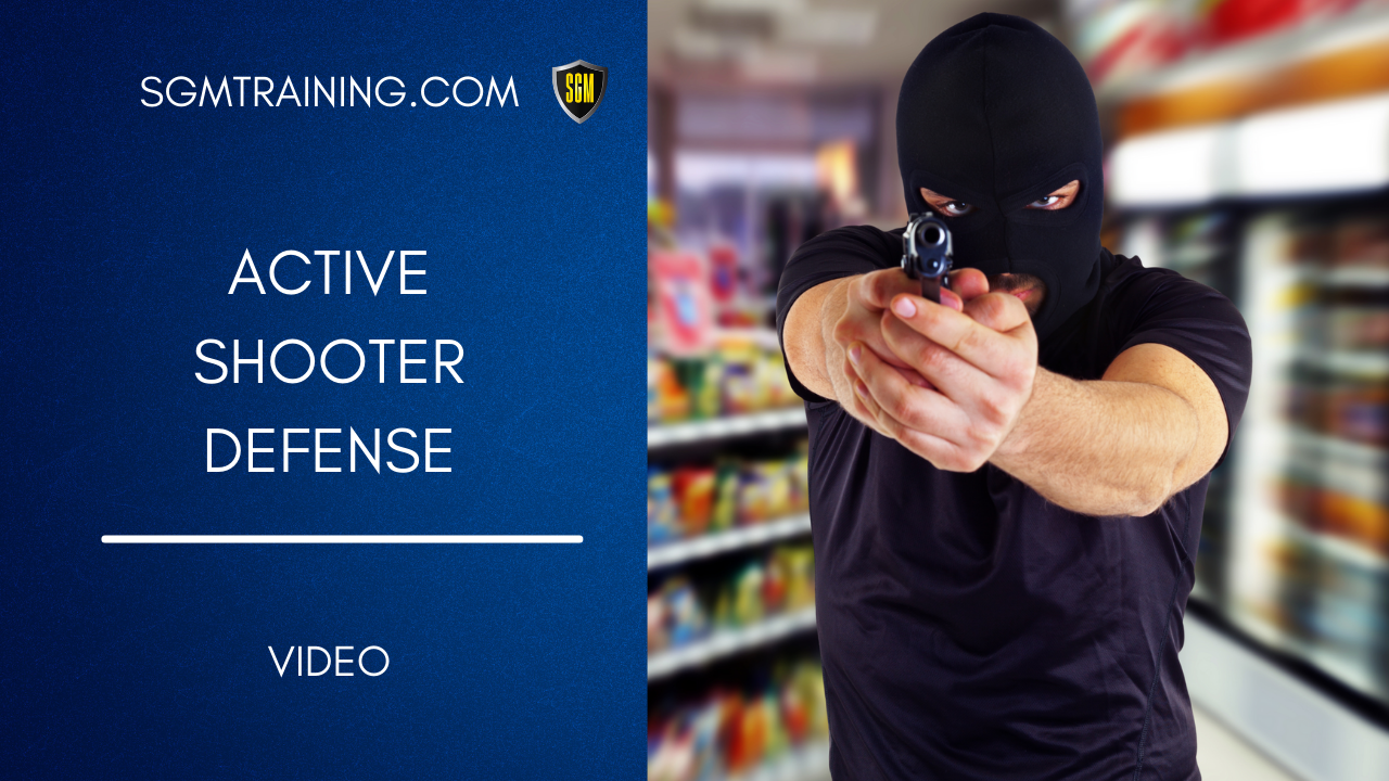 Active Shooter Defense DVD