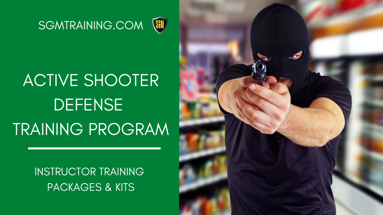 Active Shooter Defense Training Program