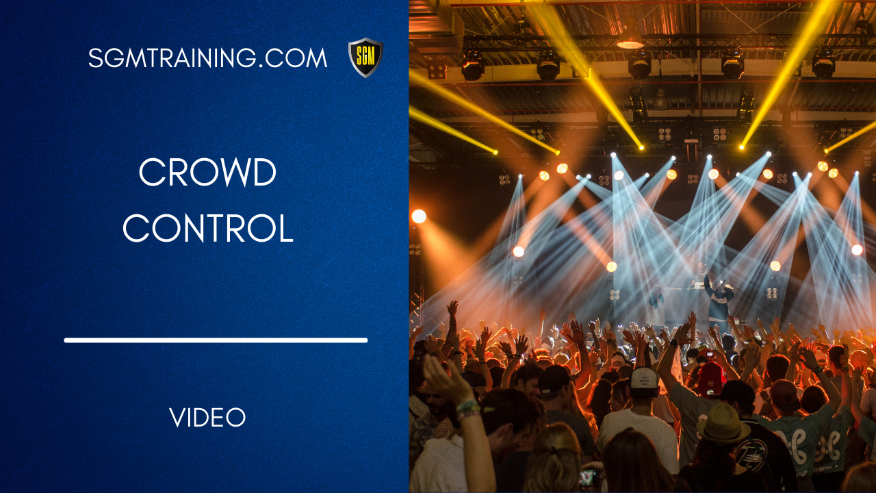 Crowd Control DVD
