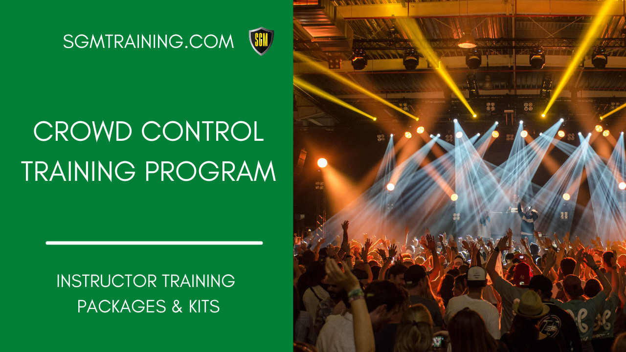Crowd Control Training Program