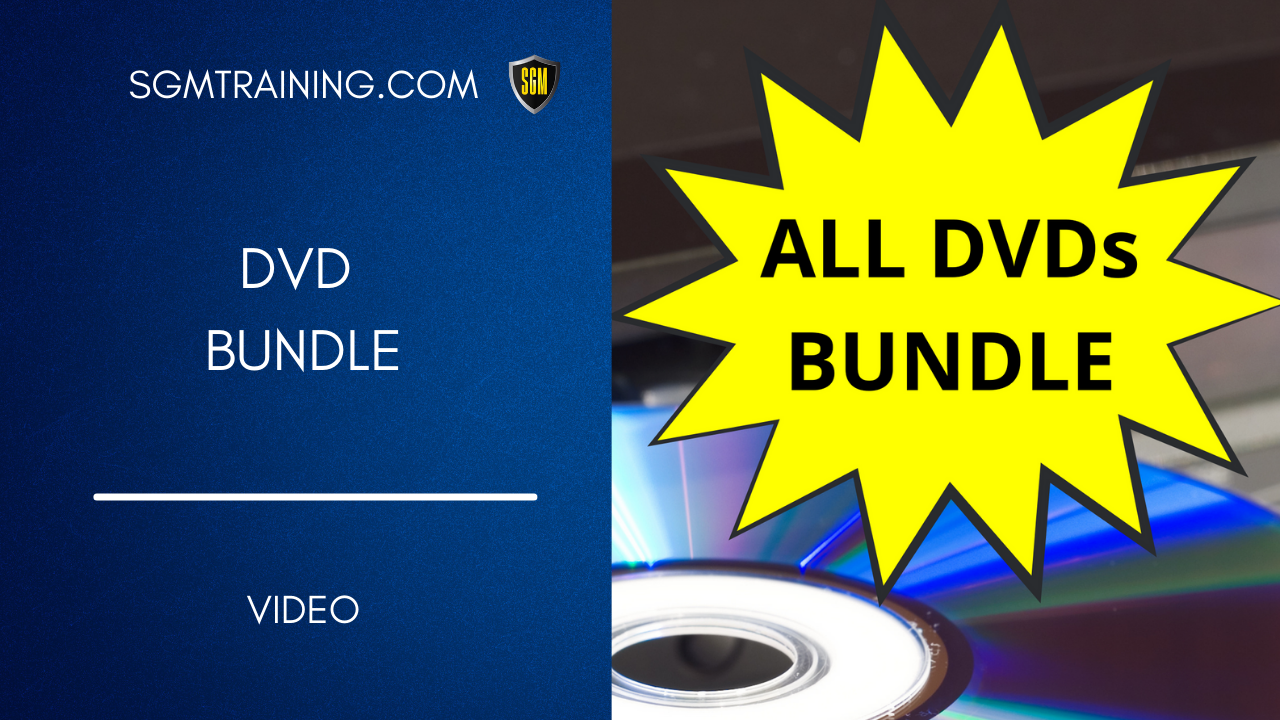 DVD Bundle - All DVDS