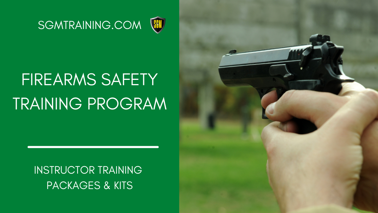 Firearms Safety Training Program