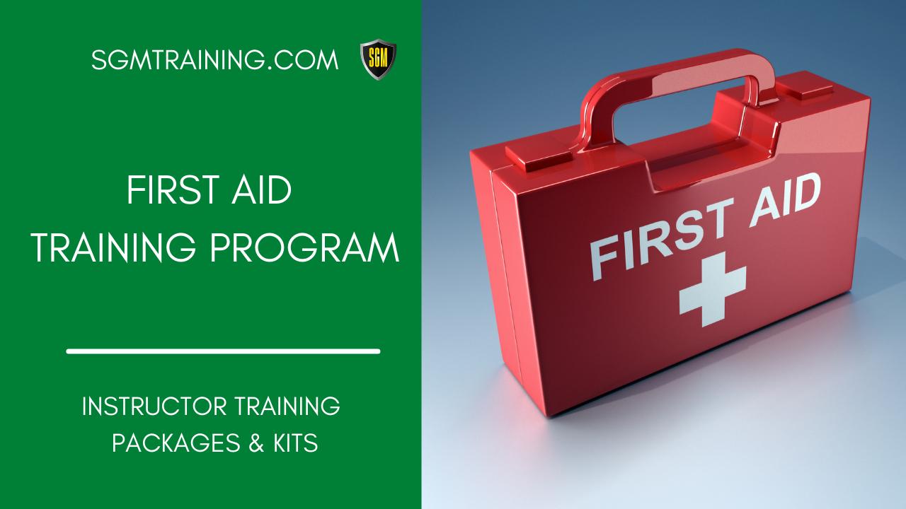 First Aid Training Program
