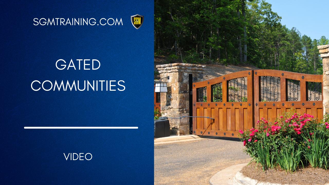 Gated Communities DVD