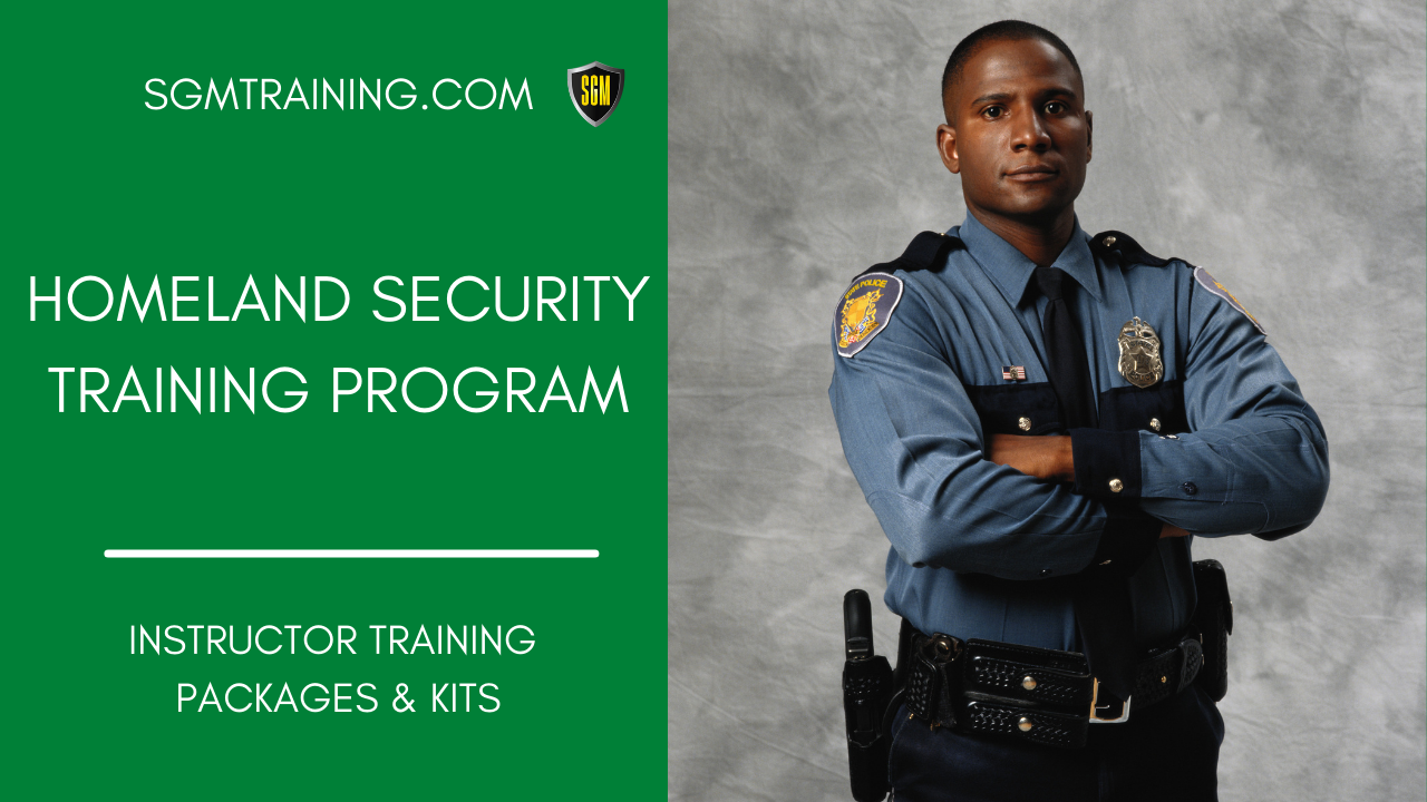 Homeland Security Training Program