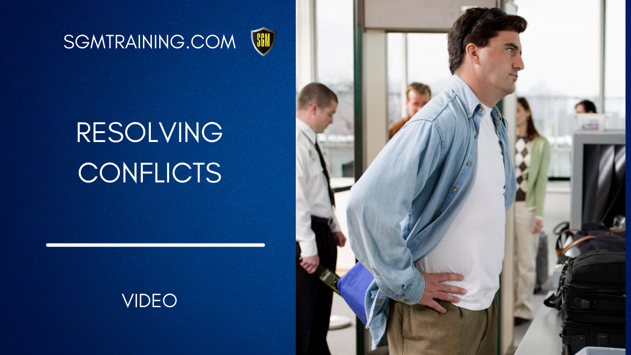 Resolving Conflicts DVD