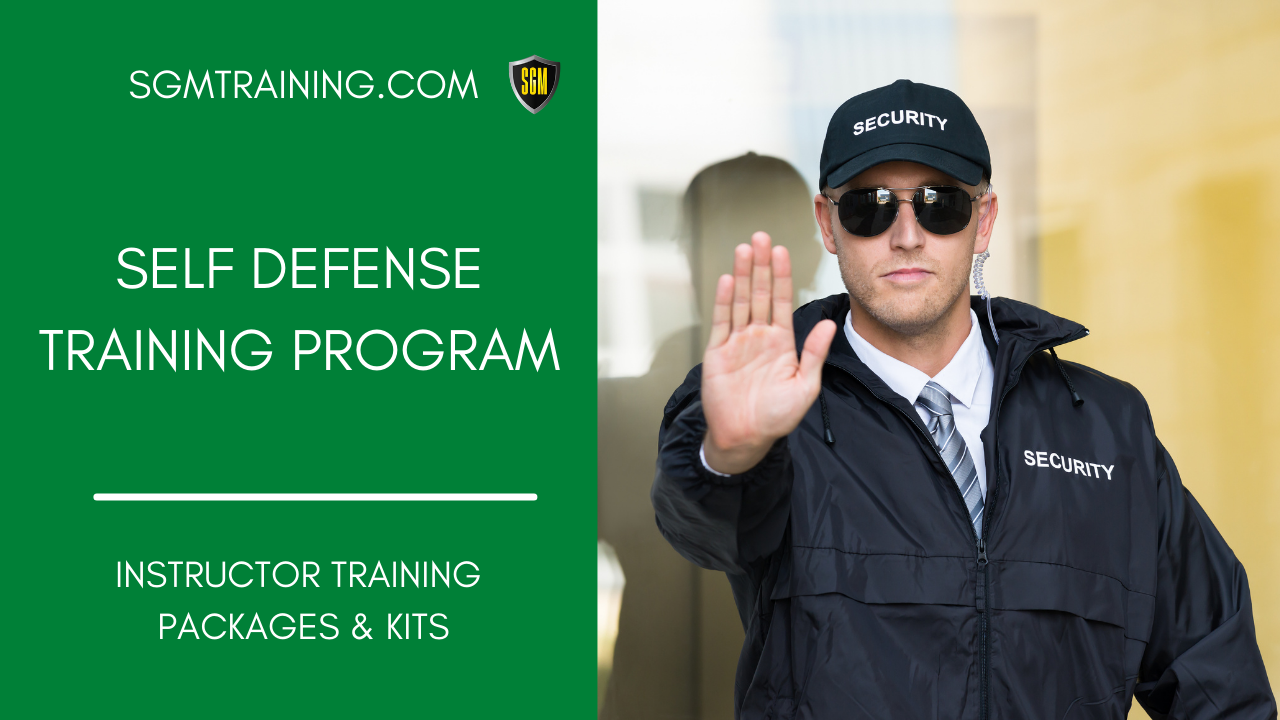 Self Defense Training Program