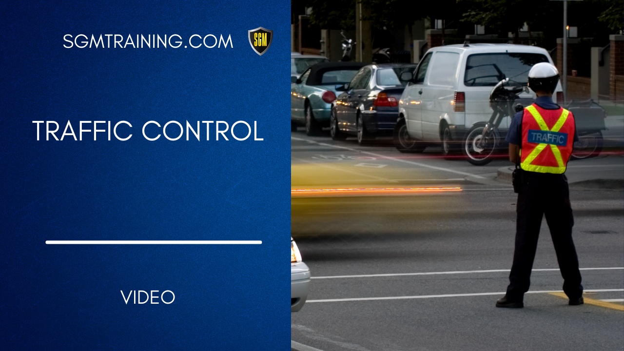 Traffic Control DVD