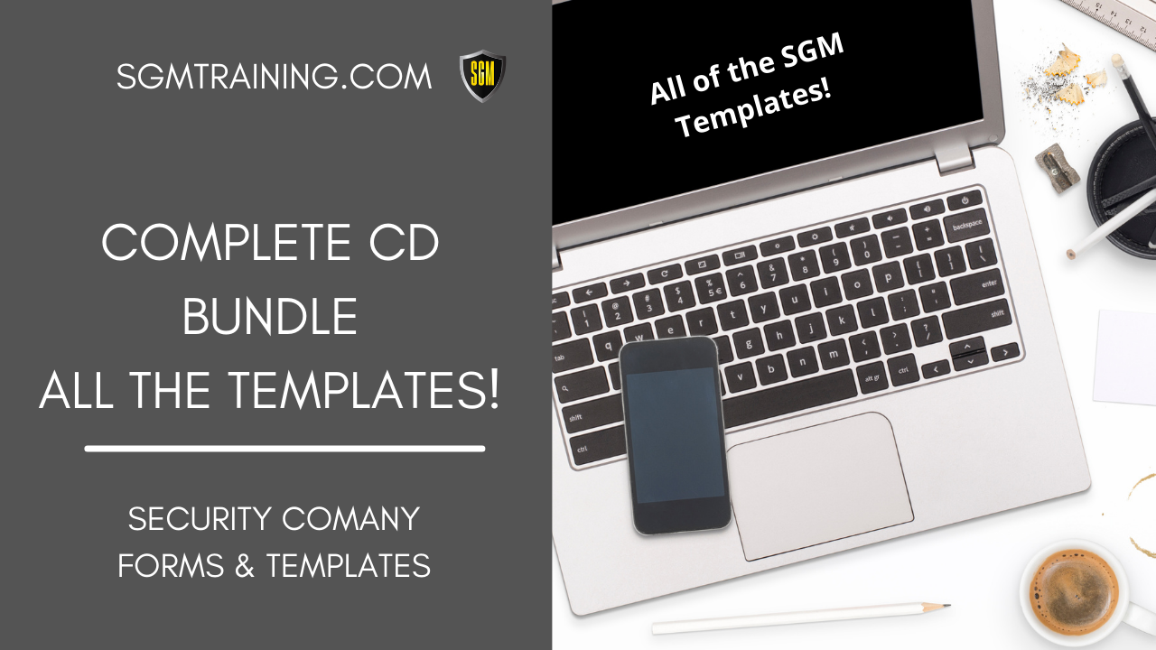 CD Bundle - ALL the CD templates!