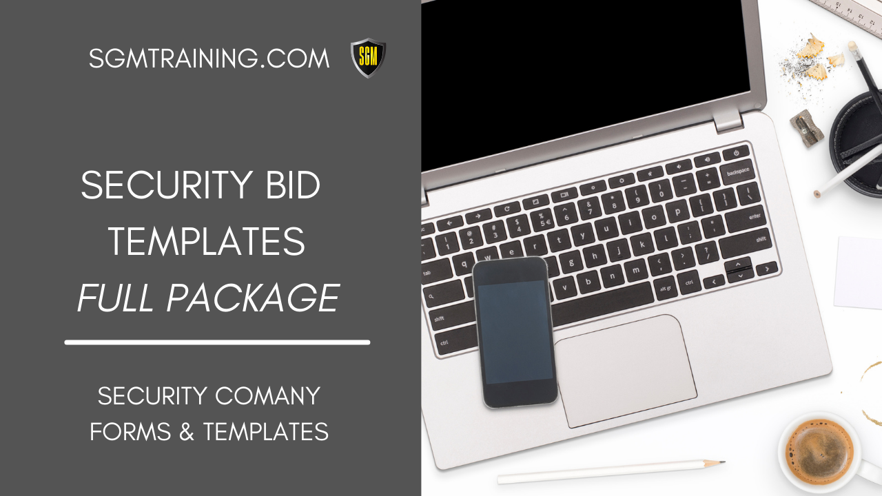 Security Bids - Full Package