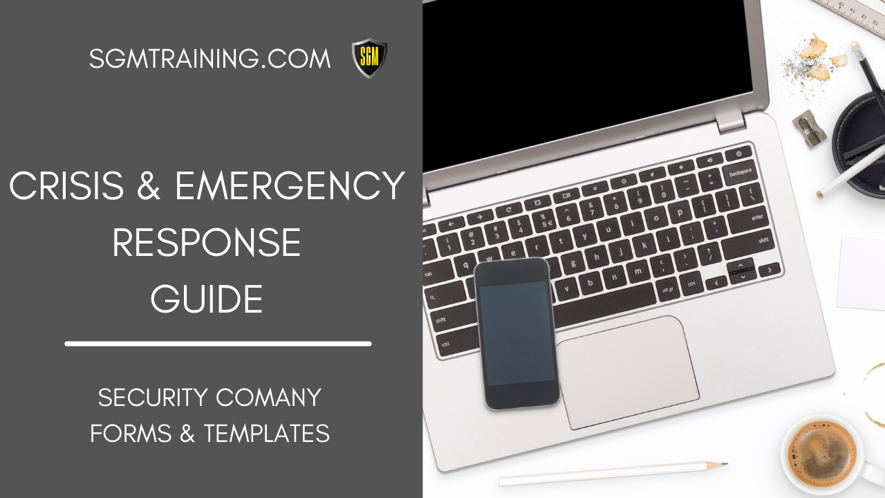 Crisis & Emergency Response Template