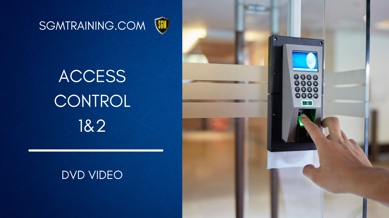 Access Control 1&2 DVD
