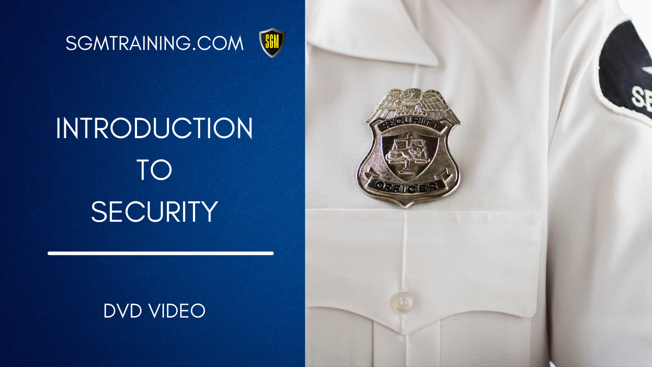 Introduction to Security - DVD