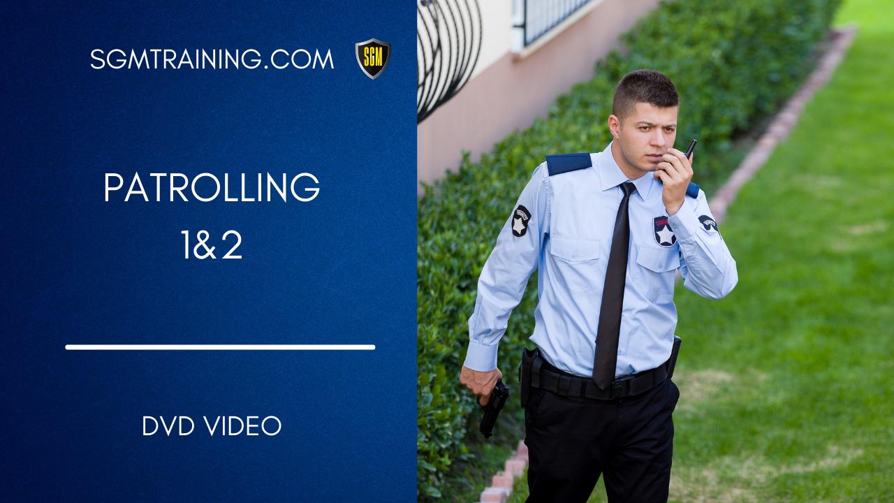 Patrolling 1&2 DVD