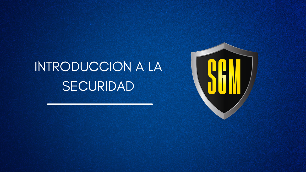 Spanish - Introduction to Security